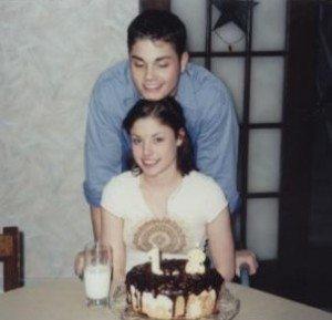 Abby and Adam (Abby's 18th birthday)