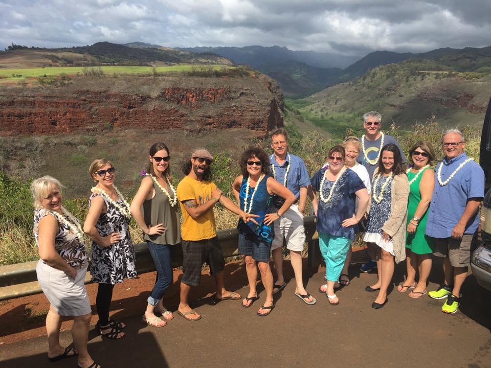 Connie Hertz 2017 Kauai Retreat
