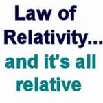 Understanding The Universal Law Of Relativity