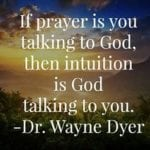 Do You Trust Your Intuition? Your Inner Wisdom?