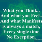 Two Ideas To Help You Manifest